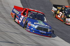 NASCAR:  Aug 24 O'Reilly 200 Stock Image