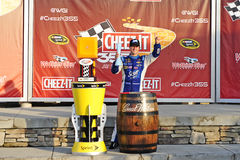NASCAR:  Aug 10 Cheez-It 355 at The Glen Royalty Free Stock Photography