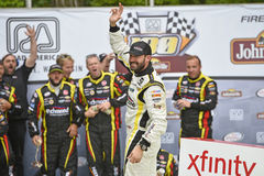 NASCAR:  Aug 29 Road America 180 Fired up by Johnsonville Stock Photography