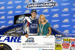 NASCAR:  Aug 02 U.S. Cellular 250 Royalty Free Stock Images