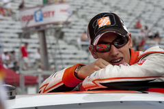 NASCAR:  August 21 Sharpie 500 Stock Photo