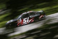 NASCAR: Am 27. August Johnsonville 180 Lizenzfreies Stockbild