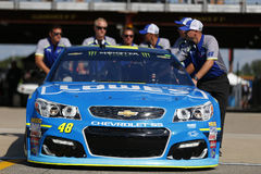 NASCAR: August 11 Pure Michigan 400 Royalty Free Stock Image