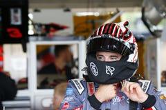 NASCAR: Augusti 05 ÄLSKAR JAG NY 355 Royaltyfria Bilder