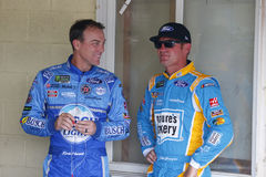 NASCAR: Augusti 11 rena Michigan 400 Royaltyfria Bilder