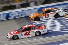 NASCAR: Augusti 13 rena Michigan 400 Arkivfoton