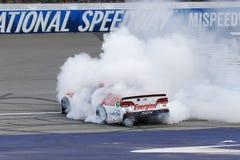 NASCAR: Augusti 13 rena Michigan 400 Royaltyfri Fotografi