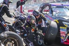 NASCAR: 07 augustus cheez-HET 355 bij de Nauwe vallei Stock Foto
