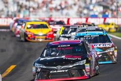 NASCAR: 07 augustus cheez-HET 355 bij de Nauwe vallei Royalty-vrije Stock Foto's