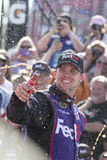 NASCAR: 07 augustus Zippo 200 Royalty-vrije Stock Foto's