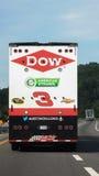 NASCAR-Austin Dillon #3 trailer Stock Images