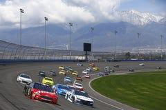 NASCAR: Auto klubba 400 för mars 18 Arkivfoto