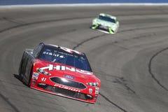 NASCAR: Auto klubba 400 för mars 17 Arkivbild