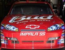 NASCAR - Automobile del Jr della vallata Fotografia Stock Libera da Diritti
