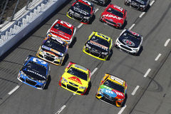 NASCAR : 2 avril STP 500 Photographie stock