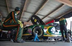 NASCAR: Azionamento del AAA 400 del 4 maggio per autismo Immagini Stock Libere da Diritti