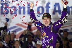 NASCAR: Banca di America 500 del 15 ottobre Fotografia Stock