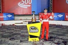 NASCAR: Banca di America 500 del 12 ottobre Fotografie Stock Libere da Diritti
