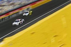 NASCAR: Banca di America 500 del 9 ottobre Immagine Stock