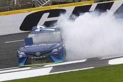 NASCAR: Banca di America 500 dell'8 ottobre Immagini Stock