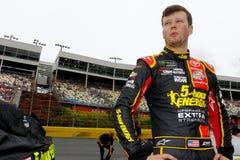 NASCAR: Banca di America 500 dell'8 ottobre Fotografia Stock