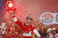 NASCAR: Banca di America 500 dell'11 ottobre Immagini Stock Libere da Diritti
