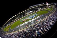 NASCAR: Bank of America del 16 de octubre 400 Imagen de archivo