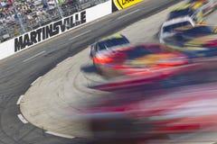 NASCAR: Bank of America del 16 de octubre 400 Foto de archivo