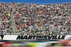 NASCAR: Bank of America del 16 de octubre 400 Imagenes de archivo