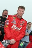 NASCAR Bestuurder Dale Earnhardt Jr royalty-vrije stock foto