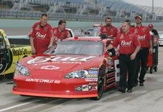 NASCAR Bestuurder Dale Earnhardt Jr royalty-vrije stock fotografie
