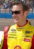 NASCAR bestuurder Kurt Busch Stock Foto's