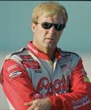 NASCAR-Bestuurder Sterling Marlin royalty-vrije stock afbeeldingen