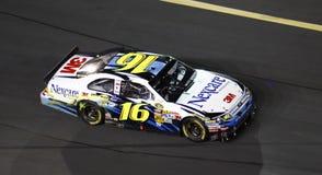 NASCAR - Biffle at Charlotte Motor Speedway Royalty Free Stock Images