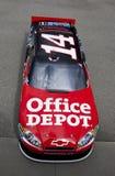 NASCAR: Breng 26 AutoClub 400 in de war Royalty-vrije Stock Afbeelding