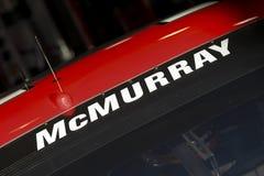 NASCAR: Breng 21 Autoclub 400 in de war Stock Afbeeldingen