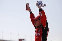 NASCAR: Breng 21 Drive4Clots in de war Com 300 Stock Foto's