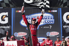 NASCAR: Breng 21 Drive4Clots in de war Com 300 Stock Afbeelding