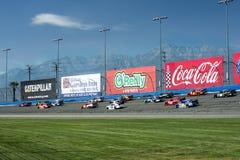 NASCAR: Breng 21 Drive4Clots in de war Com 300 Royalty-vrije Stock Afbeelding