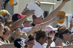 NASCAR: Brickyard 400 JULHO de 24 Imagens de Stock