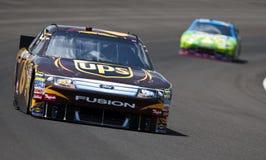 NASCAR : Briqueterie 400 du 23 juillet Photo libre de droits