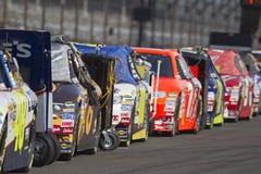 NASCAR : Briqueterie 400 du 24 juillet Photos libres de droits