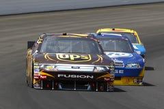 NASCAR : Briqueterie 400 du 25 juillet Photographie stock