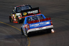 NASCAR Camping World Truck Series Royalty Free Stock Photography