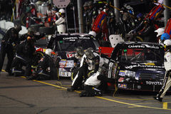 NASCAR Camping World Truck Series Stock Photography