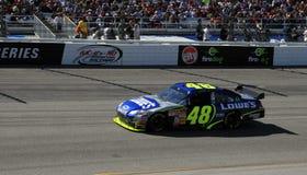 NASCAR - Car of Tomorrow in Ri Royalty Free Stock Images