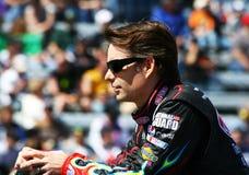 NASCAR - Cara del juego de Gordon imágenes de archivo libres de regalías
