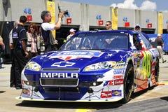 NASCAR - Caramella dell'occhio di #48 del Johnson Immagine Stock Libera da Diritti