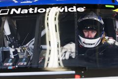 NASCAR: Carl Edwards Royalty Free Stock Photography