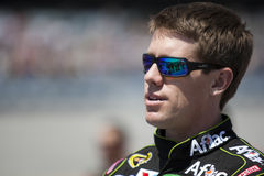 NASCAR: CARL EDWARDS el 17 de abril Aaron 499 Imagen de archivo